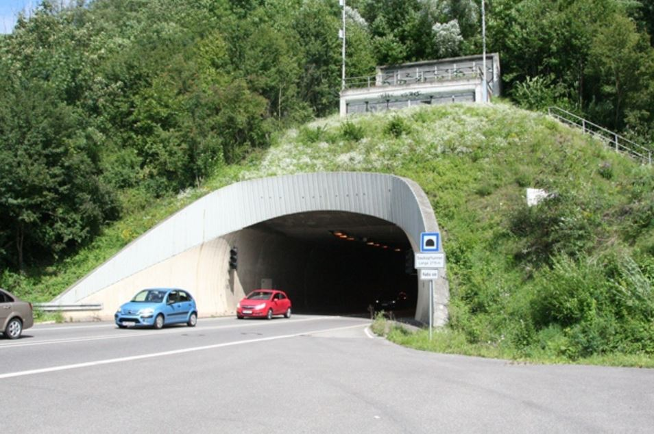 Optimale Sicherheit im Tunnel
